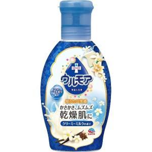 保湿入浴液 ウルモア クリーミーミルク 600ml|aaa83900