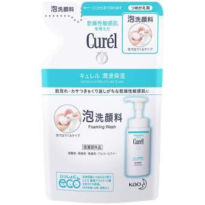 キュレル 泡洗顔料 つめかえ用 130ml|aaa83900