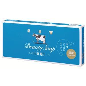 牛乳石鹸 カウブランド 青箱6コ入|aaa83900