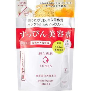 純白専科 すっぴん美容水 しっとりタイプ つめかえ用 180ml aaa83900