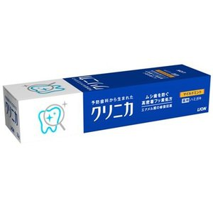 ライオン クリニカ ハミガキ マイルドミント 30g|aaa83900