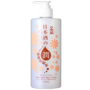 日本盛 日本酒のたっぷり保湿化粧水 550ml|aaa83900