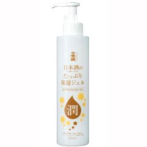 日本盛 日本酒のたっぷり保湿ジェル 200ml|aaa83900
