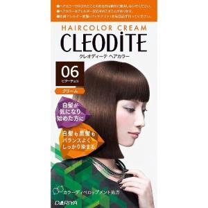 クレオディーテ ヘアカラークリーム 06 ビターチョコ|aaa83900