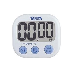 タニタ デジタルタイマー ホワイト TD-384-WH aaa83900
