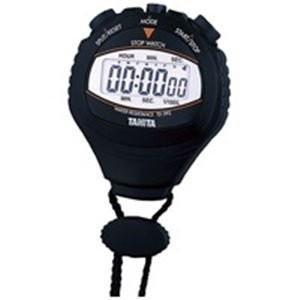 タニタ ストップウォッチ TD-392-BK aaa83900