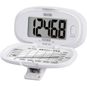 タニタ 活動量計 ホワイト PD-646-WH aaa83900