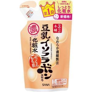 サナ なめらか本舗 しっとり化粧水NA つめかえ用 180ml|aaa83900