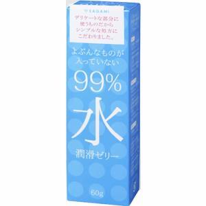 サガミ 99%潤滑ゼリー 60g A&A SHOP
