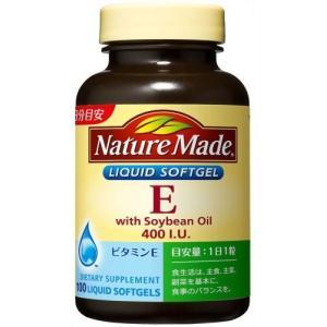 ネイチャーメイド ビタミンE400 100粒(サプリ サプリメント)大塚製薬