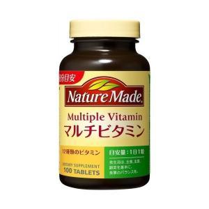 ネイチャーメイド マルチビタミン 100粒(サプリ サプリメント) 大塚製薬