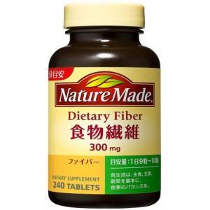 ネイチャーメイド 食物繊維 240粒 大塚製薬