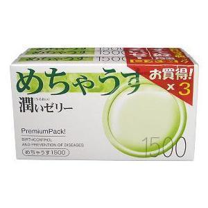 コンドーム 不二ラテックス めちゃうす 1500 3P(無地...