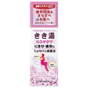 バスクリン きき湯 ミョウバン炭酸湯 360g入浴剤|aaa83900