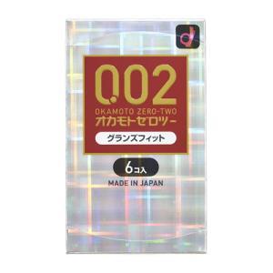 コンドーム オカモト うすさ均一0.02EX  グランズフィット 6個入|aaa83900