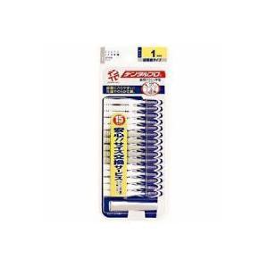 デンタルプロ 歯間ブラシ サイズ1(SSS)15本入り|aaa83900