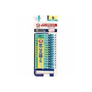 デンタルプロ 歯間ブラシ サイズ5(L)15本入り|aaa83900