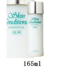 アルビオン 化粧水 ALBION薬用スキンコンディショナーエッセンシャル 165ml 送料無料 |aaahouse