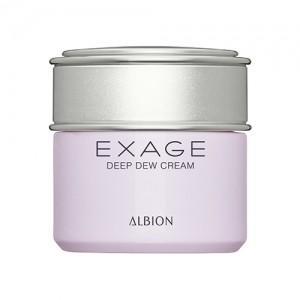 ALBION 高保湿クリーム アルビオン エクサージュディープデュウクリーム 30g DEEP DEW CREAM 送料無料 |aaahouse