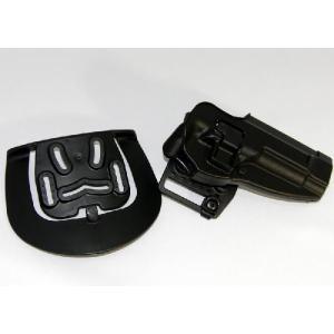 BLACKHAWK! CQCホルスター Sig 220/226用(レイル対応)ブラック