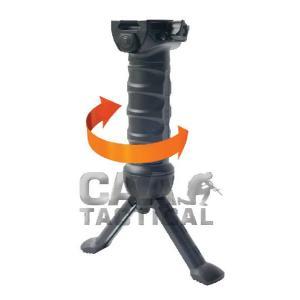 CAA (Tactical) ピボットバイポッドグリップ(可動式グリップバイポッド)|aagear