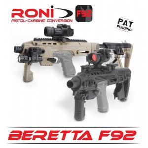 CAA (Tactical) RONI B92(ベレッタM92F、M9対応)|aagear