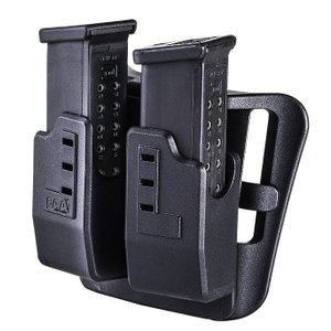 CAA (Tactical) Double Magazine Carriers (グロック用マガジンキャリアー) aagear