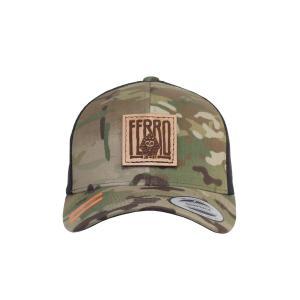 Ferro Concepts SNAPBACK TRUCKER HAT|aagear