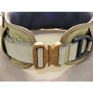 Hsgi cobra riggers belt with interior velcro d - Cobra 1 75 rigger belt with interior velcro ...