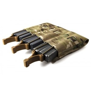 Blue Force Gear Mag NOW! Pouch  (Triple)|aagear