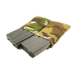 Blue Force Gear TEN-SPEED  DOUBLE M4 MAGAZINE POUCH|aagear