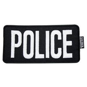 S.O.TECH Police Patch|aagear