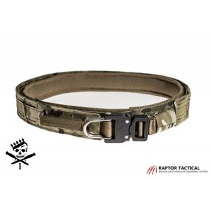 Raptor Tactical DUNBAR belt[COBRA mini D-ring] (インナーベルト付き)|aagear