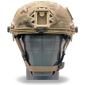 Team Wendy EXFIL Mesh Helmet Cover(マルチカム)|aagear