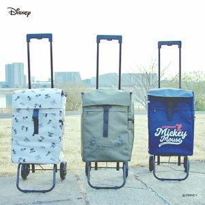 ショッピングカート ディズニー ミッキー 保冷機能 折りたたみ 傘入れポケット 背面フック付き シフレ CRT4038 aaminano