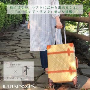 【70%OFF】アウトレット 竹トランクケース Mサイズ EUR3079-57 aaminano