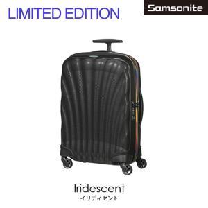 限定モデル 超軽量スーツケース V22389 129444 IRIDESCENT 69cm/68L Samsonite サムソナイト Cosmolite Spinner コスモライト スピナー aaminano
