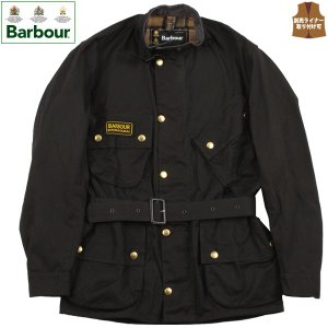 バブアー BARBOUR インターナショナルジャケット ブラック A007 送料無料|aandfshop