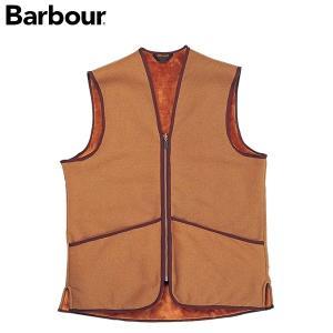 バブアー BARBOUR ウォームパイルウェストコート ジップインライナー A306