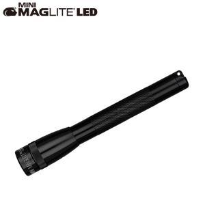 マグライト MAGLITE ミニマグライト 2nd LED 2AA (単三2本) ブリスターパック ブラック 懐中電灯 LEDライト SP2201HY|aandfshop