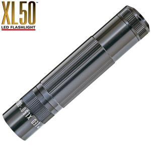 マグライト MAGLITE ミニマグライト XL50 LED (単四3本) ブリスターパック グレー 懐中電灯 LEDライト XL50-S3096Y|aandfshop