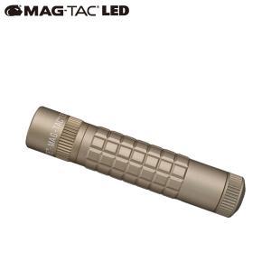 マグライト MAGLITE マグタック LED プレーンベゼル コヨーテタン 懐中電灯 LEDライト SG2LRH6|aandfshop
