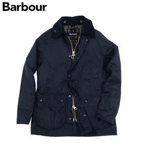 バブアー BARBOUR スリムフィット ビデイル MWX0580 ネイビー|aandfshop
