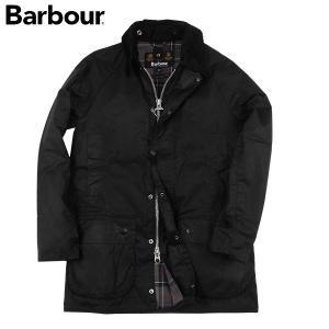 バブアー BARBOUR スリムフィット ビューフォート MWX0658 ブラック|aandfshop