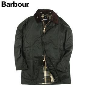バブアー BARBOUR スリムフィット ビューフォート MWX0658 セージ 送料無料|aandfshop