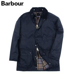 バブアー BARBOUR スリムフィット ビューフォート MWX0658 ネイビー|aandfshop