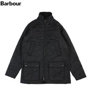 バブアー BARBOUR メンズ ポーラキルトSL MQU0563 ブラック|aandfshop
