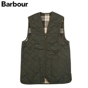 バブアー BARBOUR キルト ジップインライナー MLI0001 グリーン|aandfshop