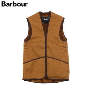バブアー BARBOUR パイルライナー MLI0004 ブラウン