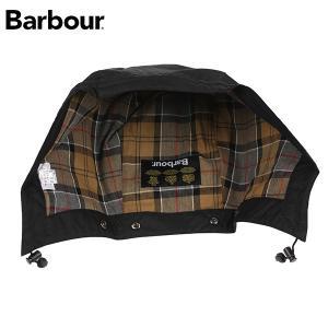 バブアー BARBOUR 別売フード ネイビー オイルドジャケットフード|aandfshop